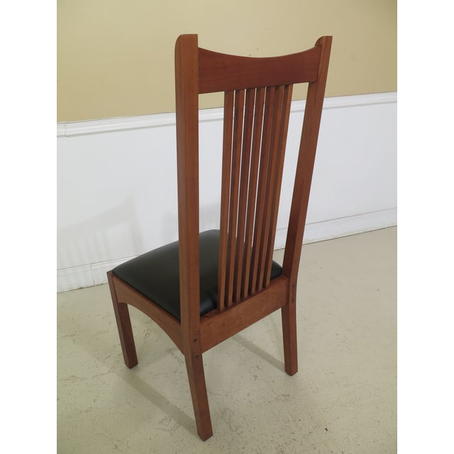 21st Century Stickley Collection Side Chairs- A Pair For Sale In Philadelphia - Image 6 of 11