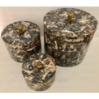 Mother of Pearl/Brass Boxes by M.Smith/3 Preview