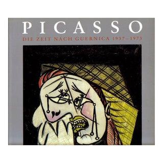 Picasso Die Zeit Nach Guernica 1937 1973 German Edition 1993 Book