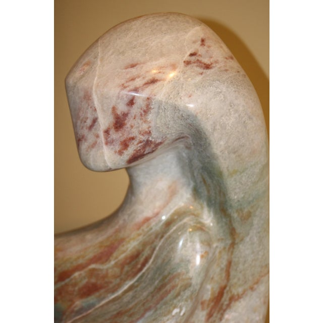 Onyx Freeform Sculpture For Sale - Image 4 of 7
