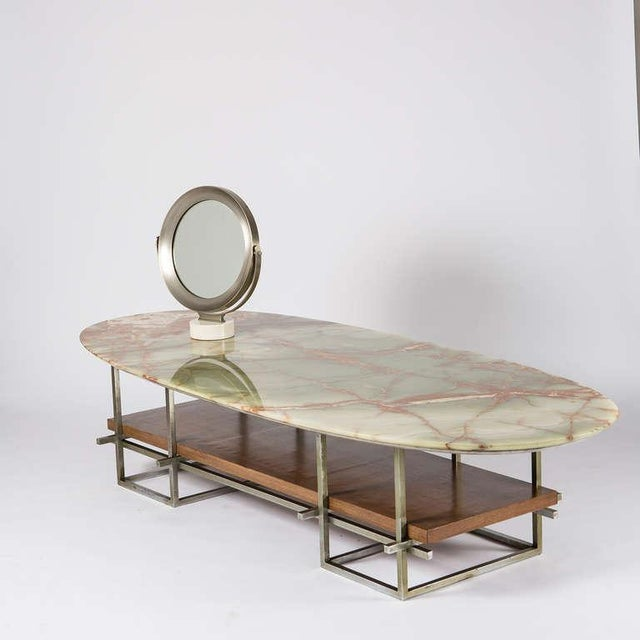 Huge Onyx Low Table For Sale - Image 10 of 10