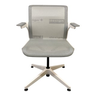 Allsteel Clarity Side Chair For Sale