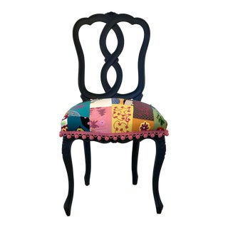 Boho French Chair