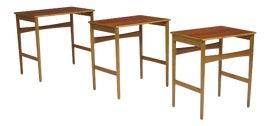 Image of Scandinavian Modern Nesting Tables