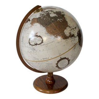 Replogle Globe For Sale