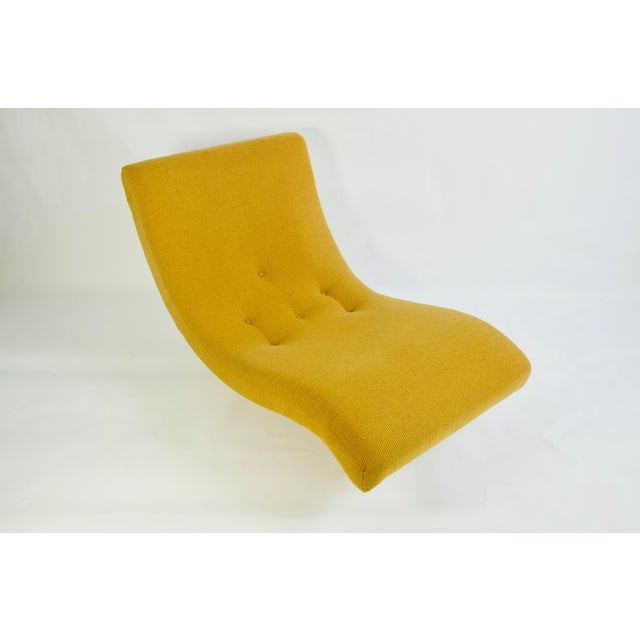 Mid 20th Century Adrian Pearsall for Craft Associates Chaise Lounge For Sale - Image 5 of 8