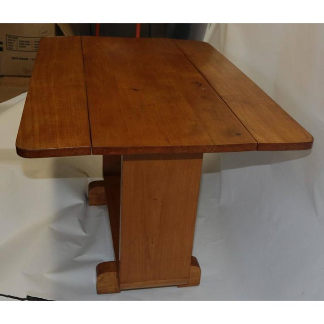 Shirley Temple's Art Deco Drop-Leaf Child Table - Image 5 of 10