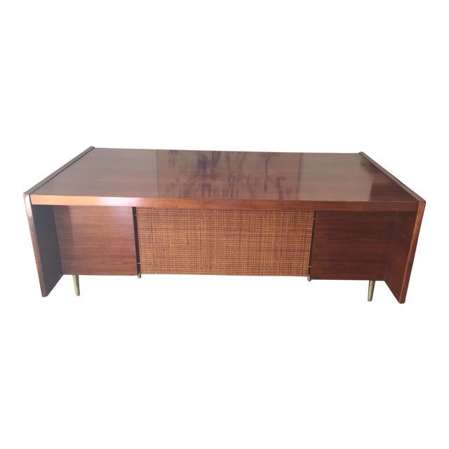 Dunbar Mid-Century Desk - Image 1 of 5