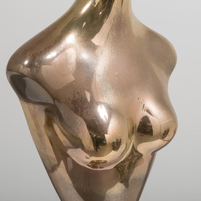1960s A Mercury Resin Female Torso 1960s For Sale - Image 5 of 5