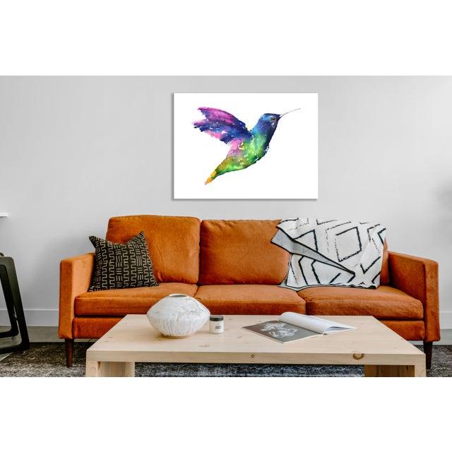 Natasha Mistry Hummingbird Fine Art Print For Sale - Image 4 of 8