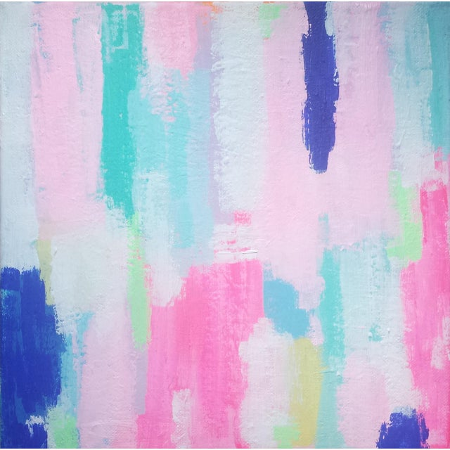 "Susie Kate ""Island Breeze No. 5"" Original Painting - Image 1 of 2"