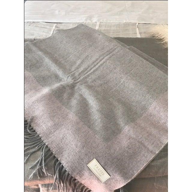 Frette Italian Fine Wool Throw - Image 11 of 11