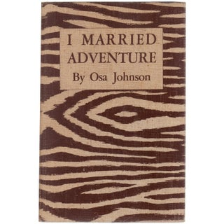 I Married Adventure Book For Sale