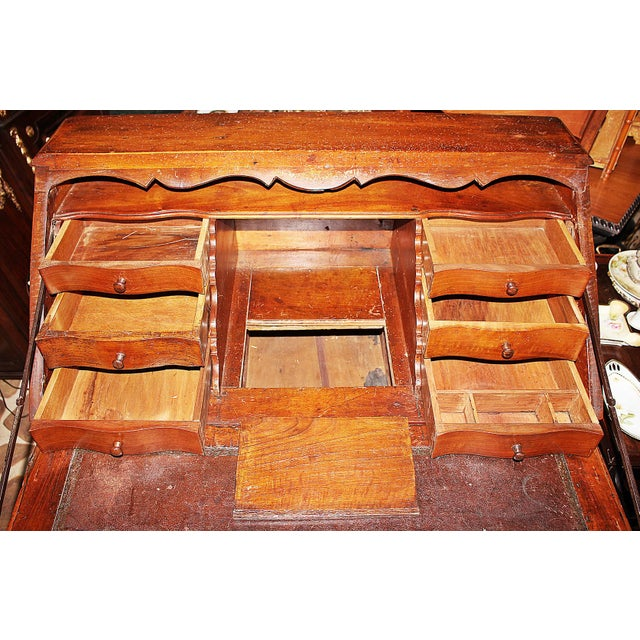 Late 18th Century Italian Writing Desk For Sale - Image 4 of 12