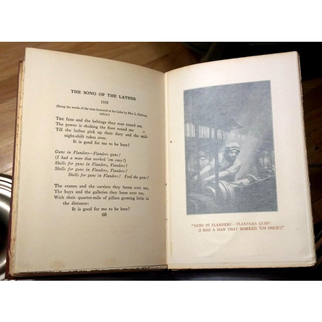 Rudyard Kipling Writings in Prose & Verse - S/28 For Sale - Image 10 of 10