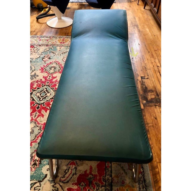 Art Deco Chaise Lounge/Daybed by Kem Weber For Sale - Image 11 of 13
