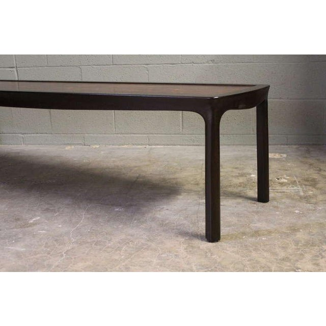 Rosewood Coffee Table by Edward Wormley for Dunbar - Image 5 of 10
