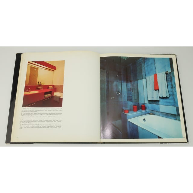 Paper Jansen Decoration French Coffee Table Book, 1971 For Sale - Image 7 of 13