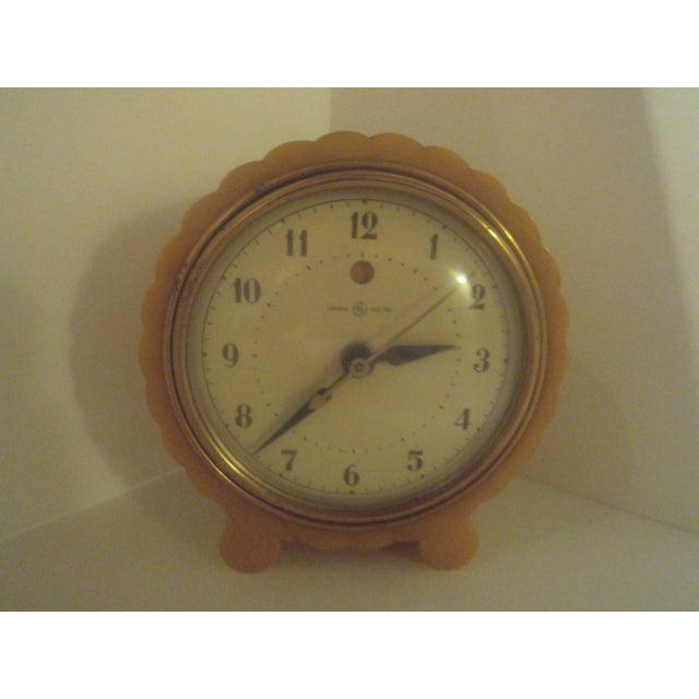 Art Deco General Electric Alarm Clock - Image 2 of 7
