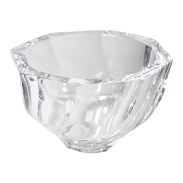 Orefors Crystal Bowl - Image 1 of 4