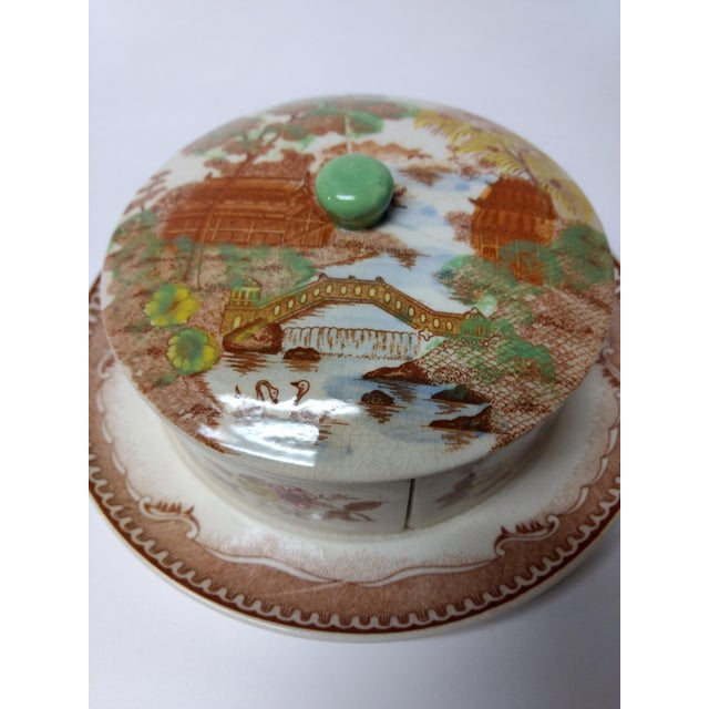 Traditional European Porcelain Coffee Service Bowl For Sale - Image 3 of 13