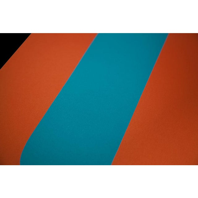 Modern 1960's Ellsworth Kelly Framed Lithograph For Sale - Image 3 of 6