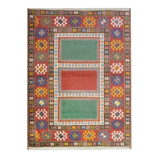 Late 20th Century Vintage Turkish Rug For Sale