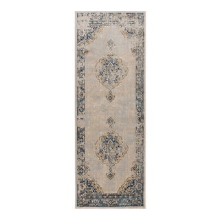 Journey Yadira Traditional Oriental Rug - 2' x 8'