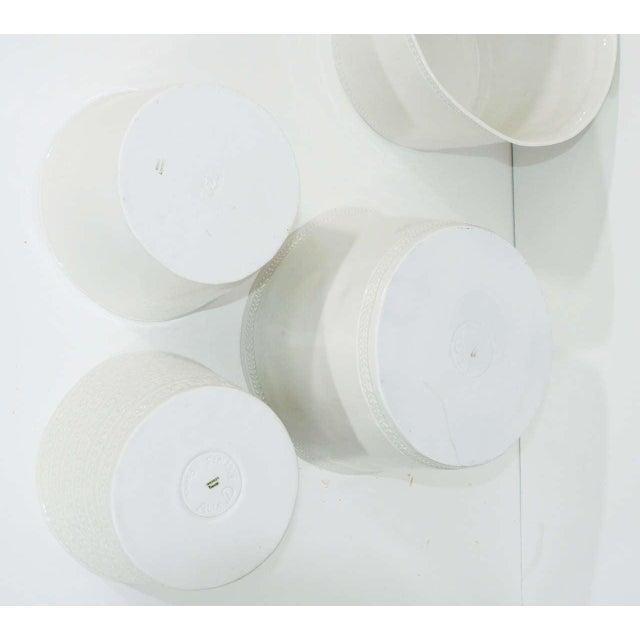 Ceramic Collection of Handmade Limoges Porcelain - Set of 6 For Sale - Image 7 of 9