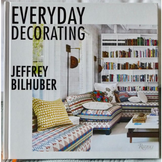 White Jeffrey Bilhuber's Everyday Decorating, Signed For Sale - Image 8 of 8