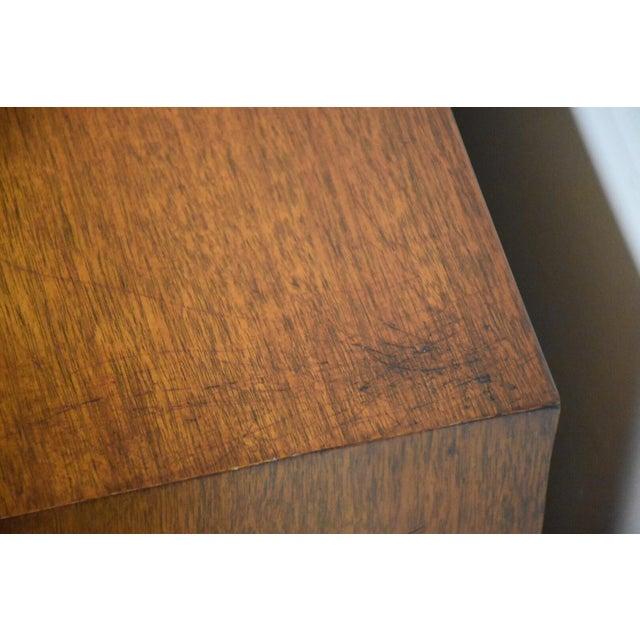 Sligh Furniture Mahogany Dresser For Sale - Image 9 of 11