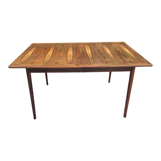 Westnofa Norway Mid-Century Brazilian Rosewood Dining Table - Image 1 of 7