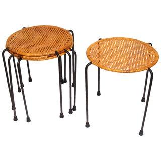 California Modernist Side Tables For Sale