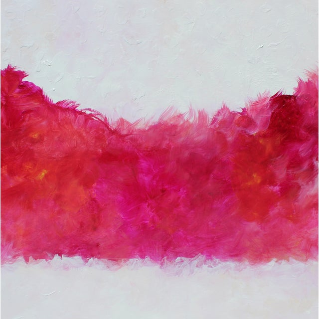 """Modern """"Passion's Crush"""" Painting - Image 1 of 2"""