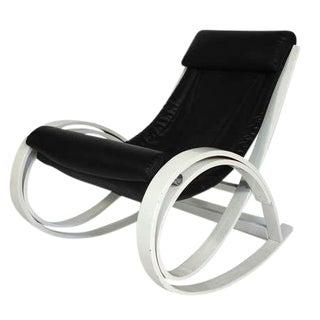 Gae Aulenti Rocking Chair For Sale
