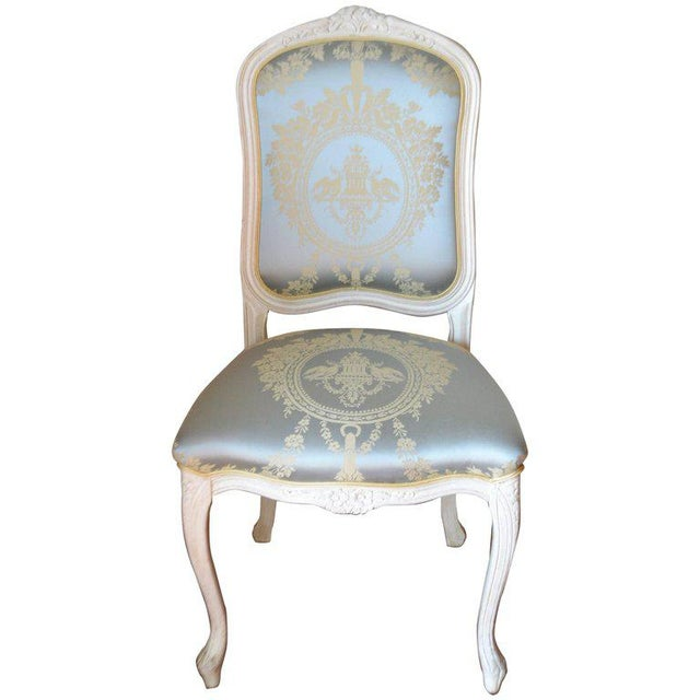 Louis XV Style Dining Room Chairs for Custom Order For Sale - Image 11 of 11