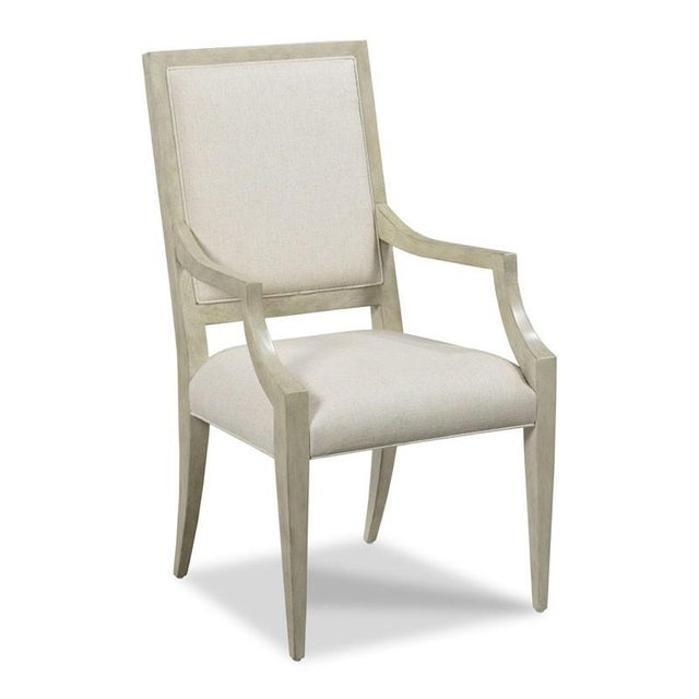 Traditional Modern Callisto Arm Chair For Sale - Image 3 of 3