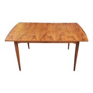 Mid Century Kipp Stewart Stuart MacDougall for Drexel Declaration Dining Room Table C1959 For Sale