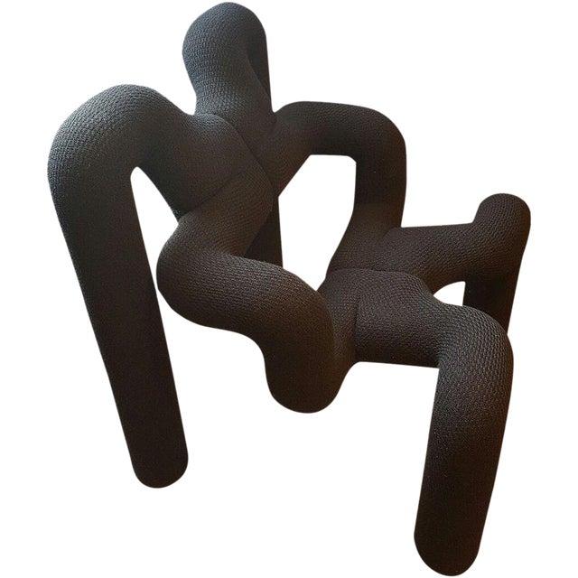 Ekstrem Ergonomic Lounge Chair Terje Ekstrom For Sale