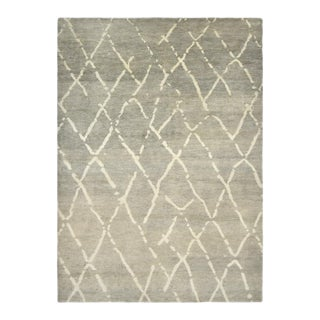 Bari, Hand-Knotted Area Rug - 9 X 12 For Sale