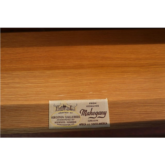 Henkel Harris Mahogany Chest - Image 8 of 10