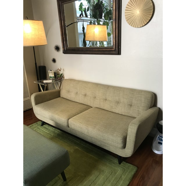 Mid-Century Modern Room and Board Mid-Century Anson Sofa For Sale - Image 3 of 11