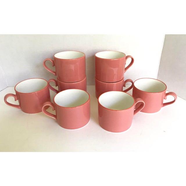Japanese International Semi-Porcelain Mugs - Set of 8 - Image 3 of 3