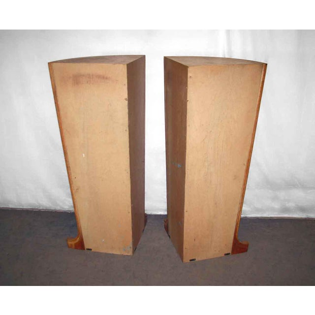 Mid-Century Corner Shelves - A Pair - Image 6 of 10