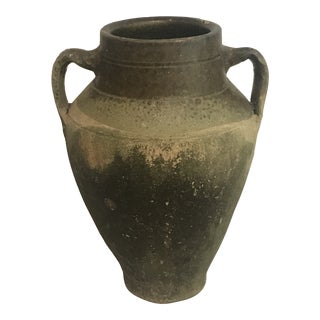 Early Mediterranean Olive Jug For Sale