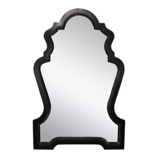 Chippendale Arch Mirror by Noir For Sale