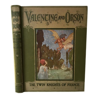1919 Valentine and Orson Book For Sale