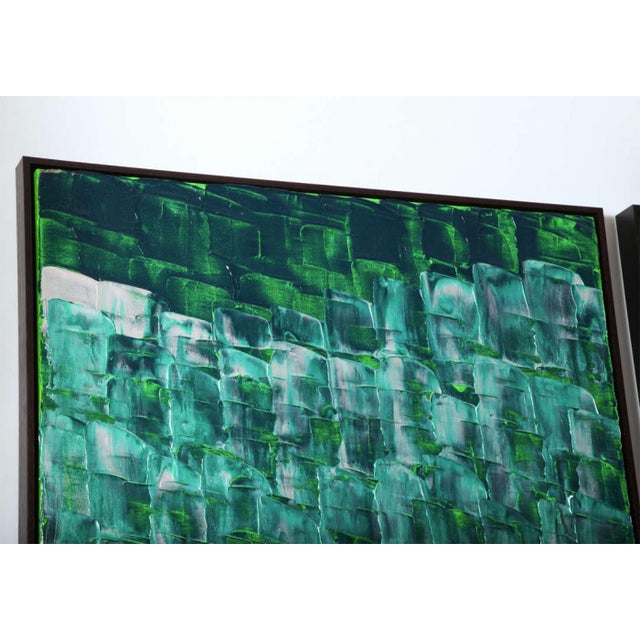Renato Freitas Original Oil on Canvas, 2012 For Sale - Image 4 of 8
