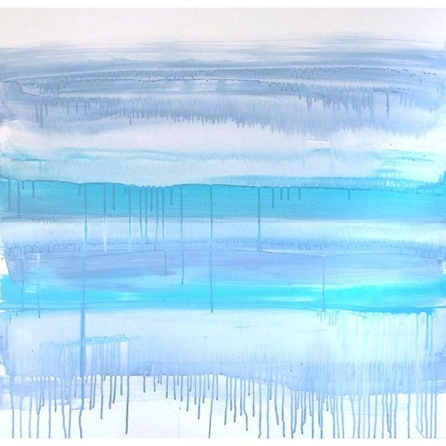 "Linnea Heide ""Windwalker"" Original Abstract Painting - Image 1 of 6"