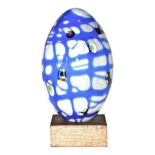 Art Glass Newel Post Topper